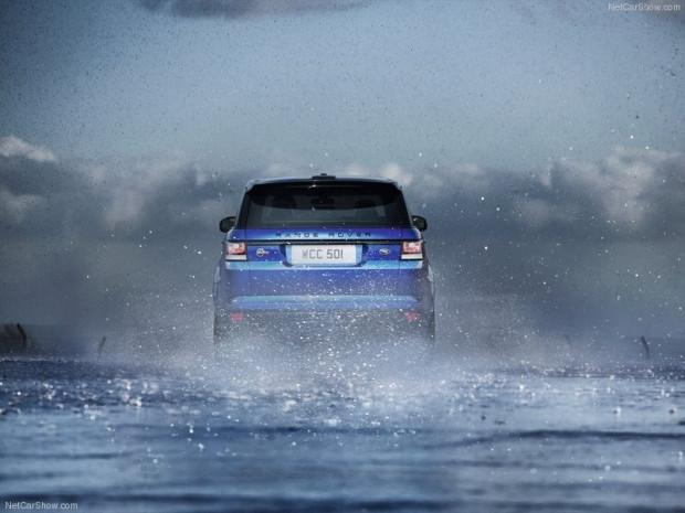 2015 Land Rover Range Rover Sport SVR - Page 3