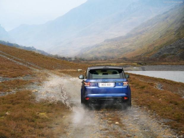 2015 Land Rover Range Rover Sport SVR - Page 4