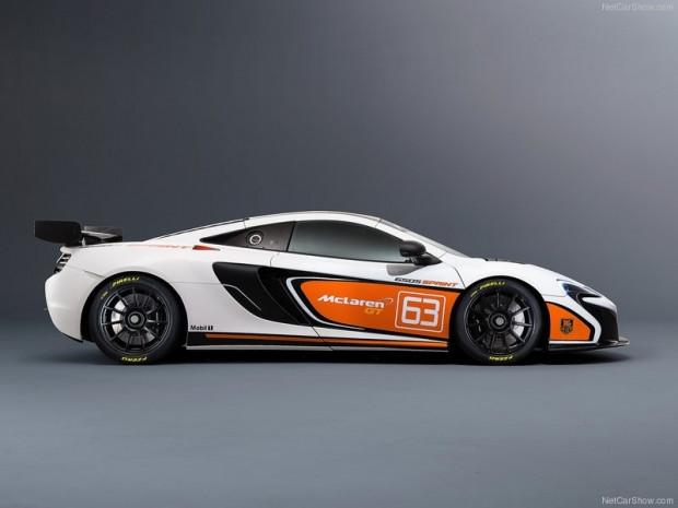 2015 McLaren 650S Sprint göründü! - Page 1