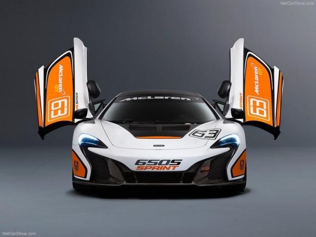 2015 McLaren 650S Sprint göründü! - Page 3