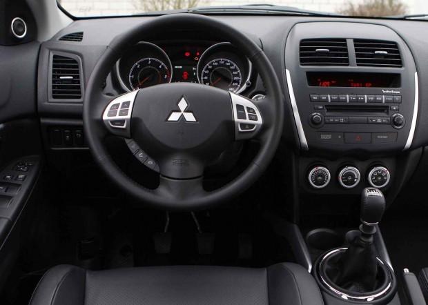 2015 Mitsubishi ASX 1.6 dizel 4X4 özellikleri - Page 2
