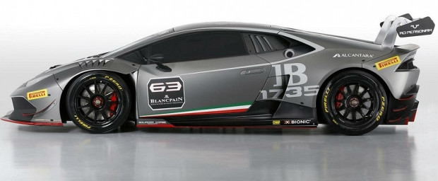 2015 model Lamborghini Huracan GT3 Racecar - Page 2