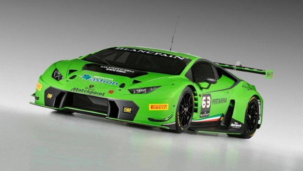 2015 model Lamborghini Huracan GT3 Racecar - Page 4