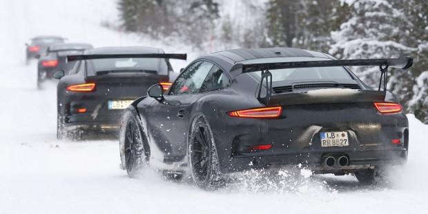 2015 model Porsche 911 GT3 RS - Page 1