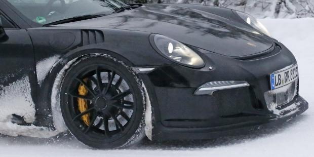 2015 model Porsche 911 GT3 RS - Page 4