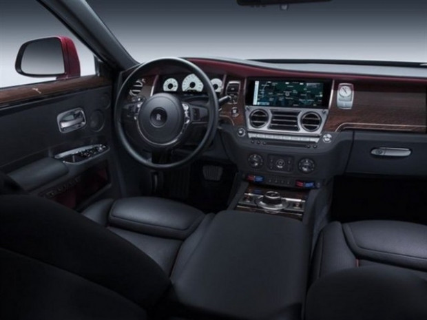 2015 Rolls Royce Ghost 2 - Page 1
