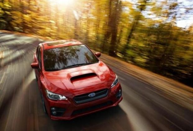 2015 Subaru WRX'in birbirinden güzel fotoğrafları - Page 1