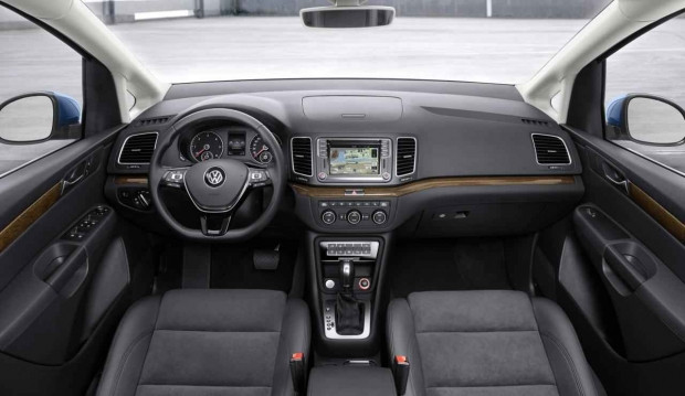 2015 Volkswagen Sharan fiyatları Almanya'da açıklandı - Page 1