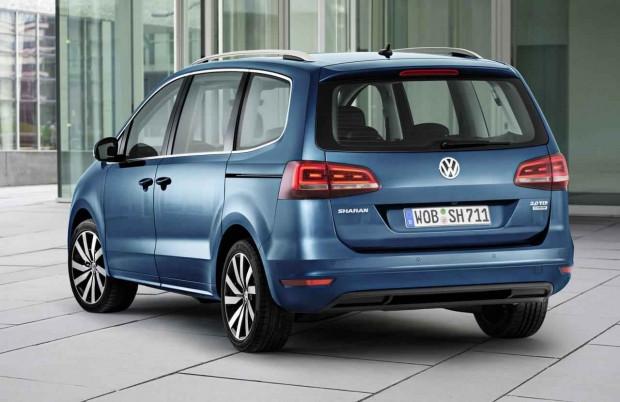2015 Volkswagen Sharan fiyatları Almanya'da açıklandı - Page 4