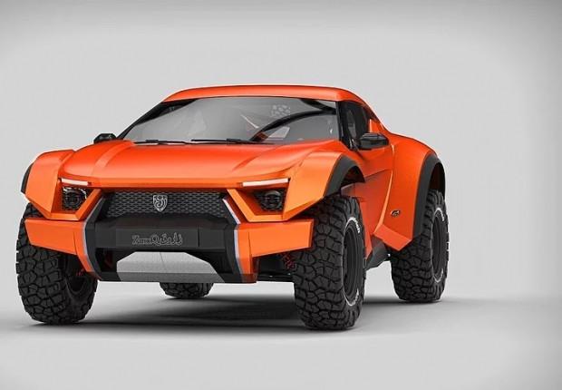 2015 Yılında Üretilmiş En Çılgın 16 Araç Tasarımı - Page 2