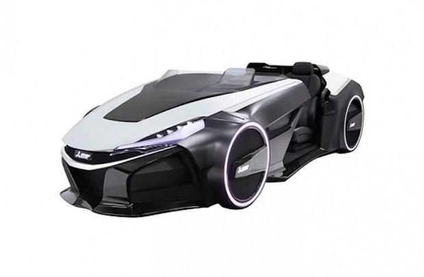 2015 Yılında Üretilmiş En Çılgın 16 Araç Tasarımı - Page 3