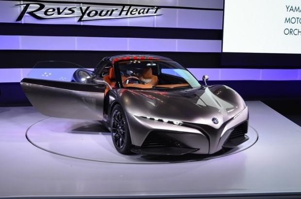 2015'in en çok heyecan uyandıran 10 konsept otomobili! - Page 1