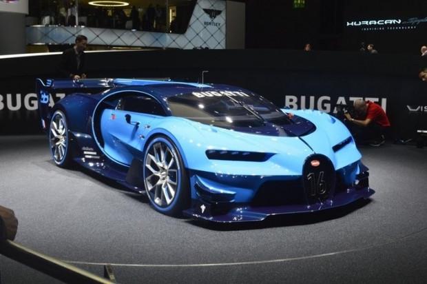 2015'in en çok heyecan uyandıran 10 konsept otomobili! - Page 3