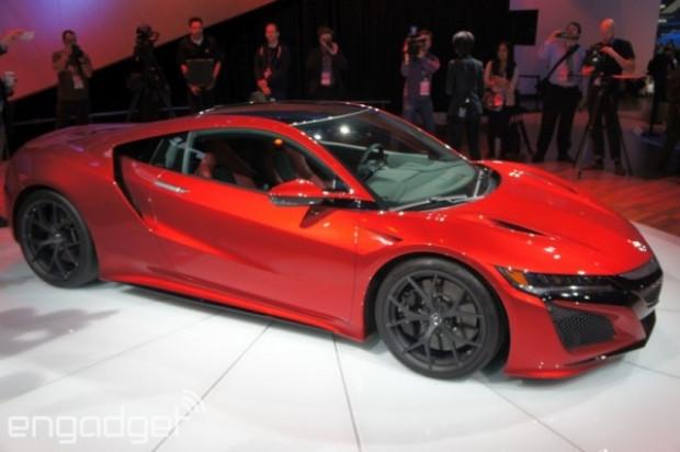 2016 Acura NSX, göz kamaştırıyor! - Page 3