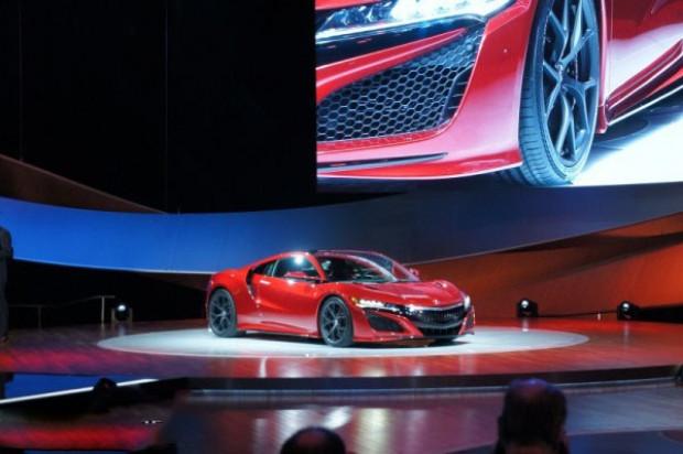 2016 Acura NSX, göz kamaştırıyor! - Page 4