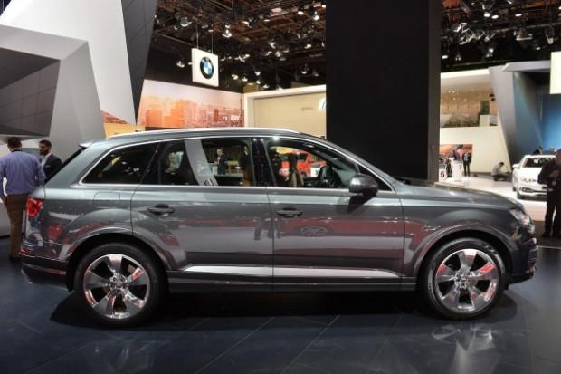 2016 Audi Q7'nin dünya prömiyeri Detroit'te gerçekleştirildi - Page 2
