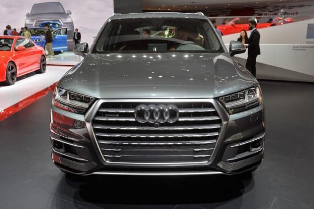 2016 Audi Q7'nin dünya prömiyeri Detroit'te gerçekleştirildi - Page 3