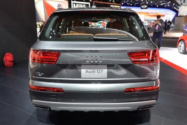 2016 Audi Q7'nin dünya prömiyeri Detroit'te gerçekleştirildi - Page 4