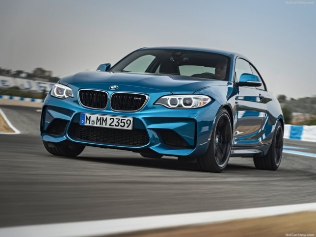 2016 BMW M2 Coupe - Page 1