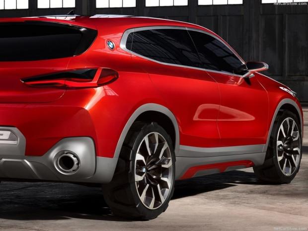 2016 BMW X2 konsept - Page 2