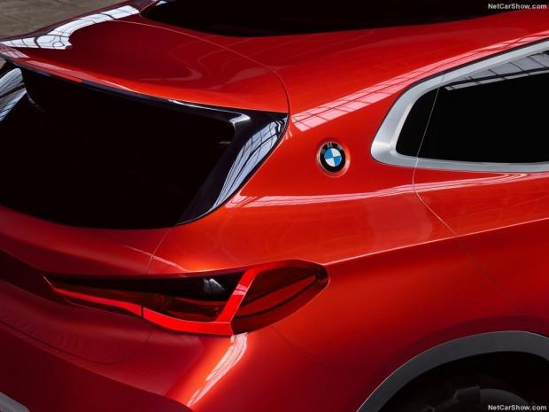 2016 BMW X2 konsept - Page 3