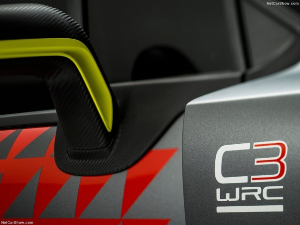 2016 Citroen C3 WRC konsept - Page 2
