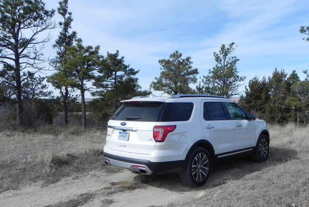 2016 Ford Explorer Platin - Page 3