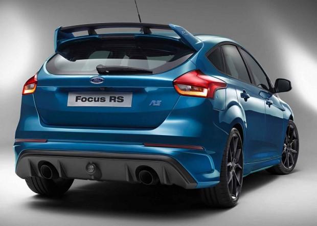 2016 Ford Focus RS performansı ile dikkat çekiyor - Page 2