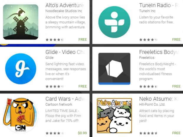 2016 Google Play ödülleri adayları - Page 3