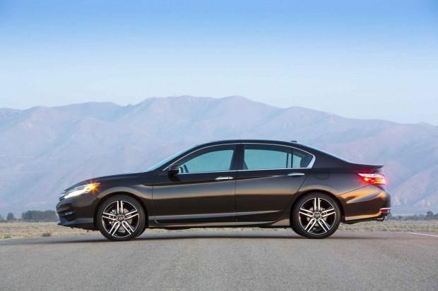2016 Honda Accord Sedan'ın yeni fotoğrafları yayınlandı - Page 3