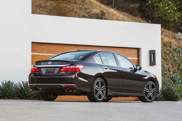 2016 Honda Accord Sedan'ın yeni fotoğrafları yayınlandı - Page 4