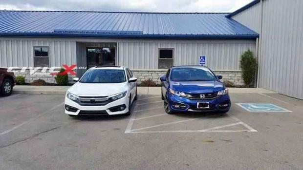 2016 Honda Civic Sedan ve Coupe yan yana - Page 3