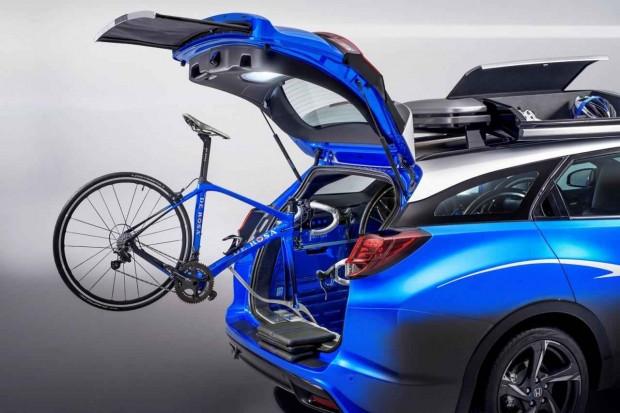 2016 Honda Civic Tourer Active Life konsept özellikleri - Page 1