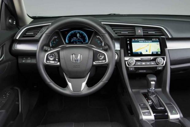 2016 Honda Civic yeni kasa özellikleri açıklandı - Page 2