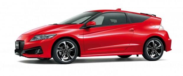 2016 Honda CR-Z özellikleri açıklandı - Page 1