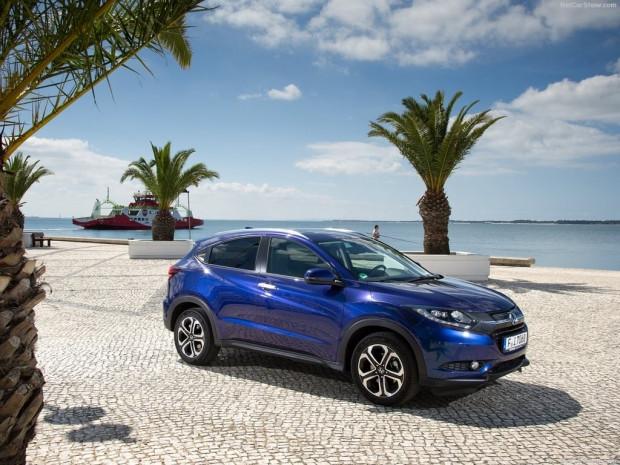 2016 Honda HR-V EU-Version - Page 3
