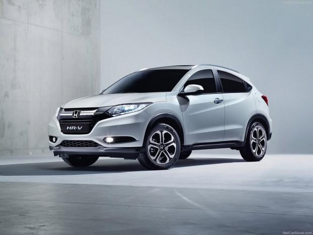 2016 Honda HR-V EU-Version - Page 4