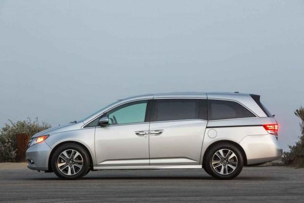 2016 Honda Odyssey özellikleri açıklandı - Page 1