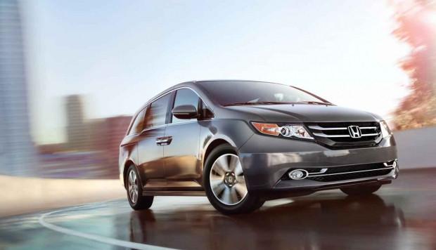 2016 Honda Odyssey özellikleri açıklandı - Page 3