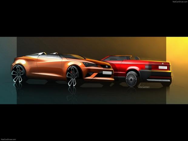 2016 için Seat Ibiza Cupster konsept - Page 1