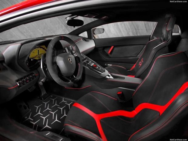 2016 Lamborghini Aventador LP750-4 SV - Page 1