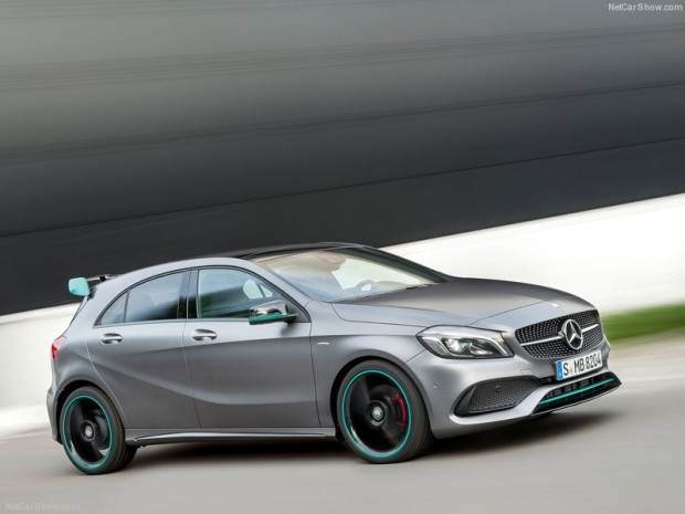 2016 Mercedes-Benz A Serisi - Page 1