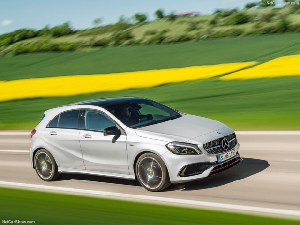 2016 Mercedes-Benz A Serisi - Page 2