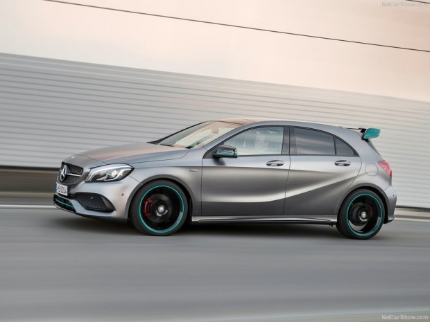2016 Mercedes-Benz A Serisi - Page 3
