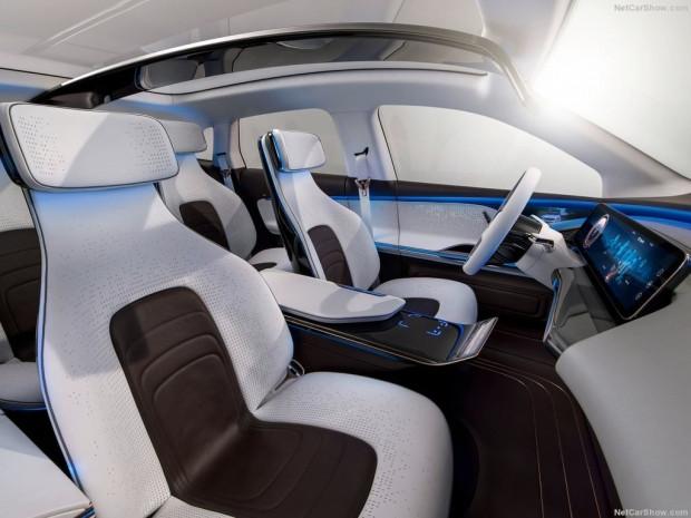 2016 Mercedes-Benz Generation EQ konsept - Page 1
