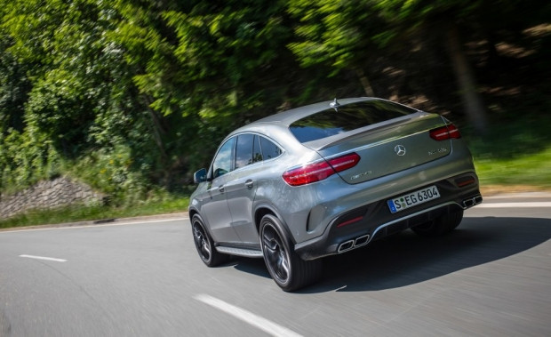 2016 Mercedes-Benz GLE-Class Coupe - Page 3