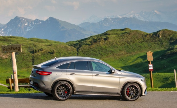 2016 Mercedes-Benz GLE-Class Coupe - Page 4