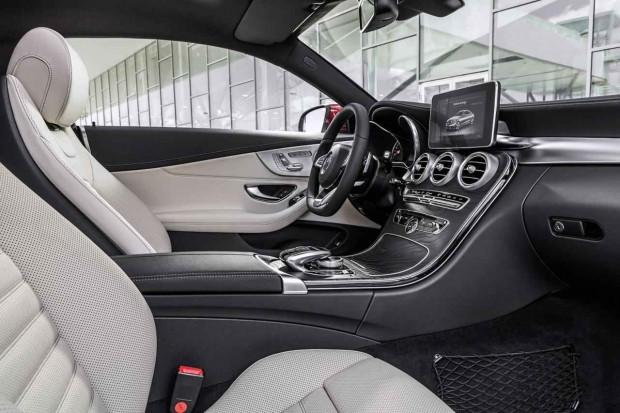 2016 Mercedes C-Serisi Coupe Fotoğrafları Yayınlandı - Page 1