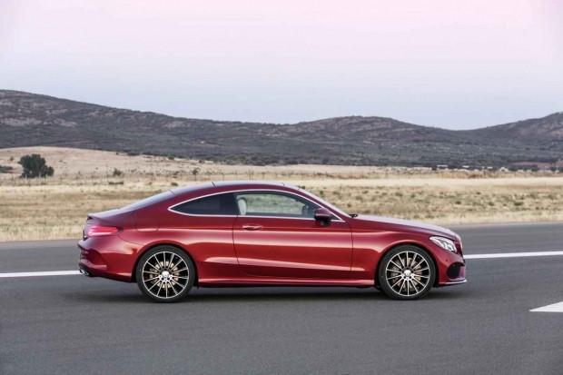 2016 Mercedes C-Serisi Coupe Fotoğrafları Yayınlandı - Page 2