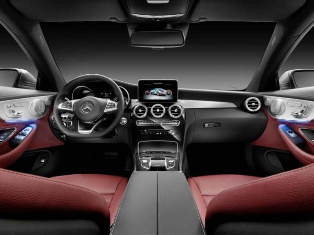 2016 Mercedes C-Serisi Coupe Fotoğrafları Yayınlandı - Page 4